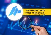 DAO Price Prediction