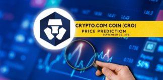 CRO Price Prediction