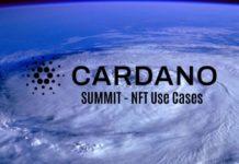 Cardano Summit 2021 NFT Use Cases