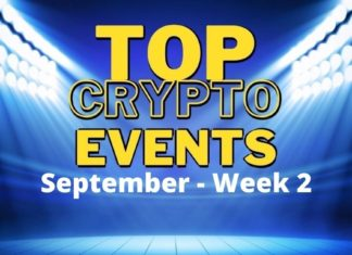 Top crypto events