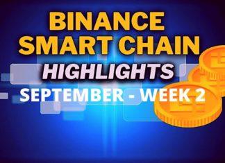 Binance smart chain news
