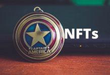 Captain America NFT