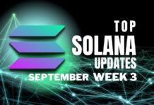 Solana updates