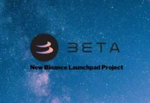 Beta Finance Binance launchpad
