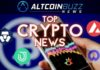 Top Crypto News: 09/22