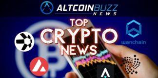 Top Crypto News: 09/08