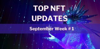 NFT updates september week 1
