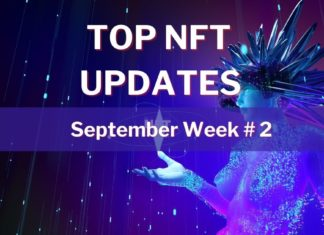 NFT updates september week 2