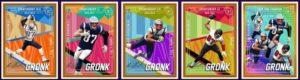 Tampa Bay Buccaneers star Rob Gronkowski's NFL NFT