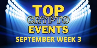 Top Upcoming Crypto Events | September Week 3