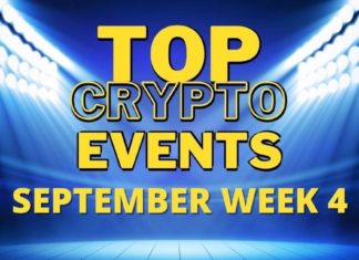 Top Upcoming Crypto Events   September Week 4