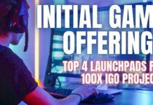 IGO launchpads
