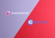 EnjinStarter Enjin Partnership