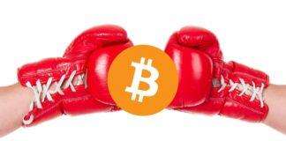 Attack bitcoin