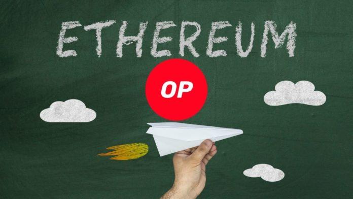 Optimistic Ethereum transfer ERC-20 tokens