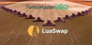 LuaSwap TomoMasterDAO IDO
