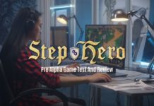 Step Hero Pre Alpha Game Test And Review