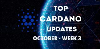 Top Cardano Updates october week 3
