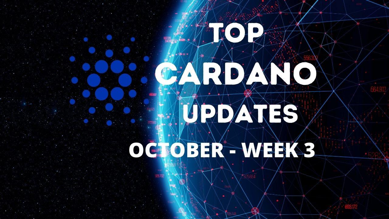 Cardano News Top Cardano (ADA) Updates | Daedalus 4.4.0 is Live | October Week 3 thumbnail