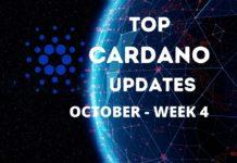 Top Cardano news october week 4