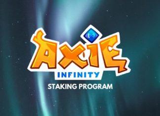 Axie infinity staking program
