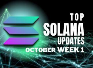 Solana Updates October week 1