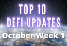 DeFi updates october week 1