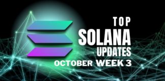 Top Solana Updates October week 3