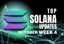Top Solana Updates october week 4