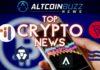 Top Crypto News: 10/08