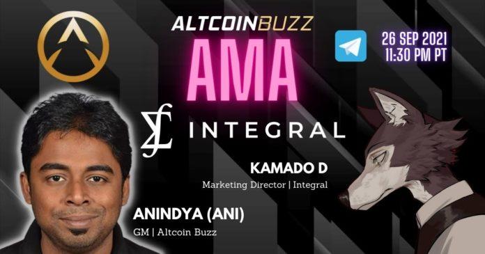Altcoin Buzz AMA Integral