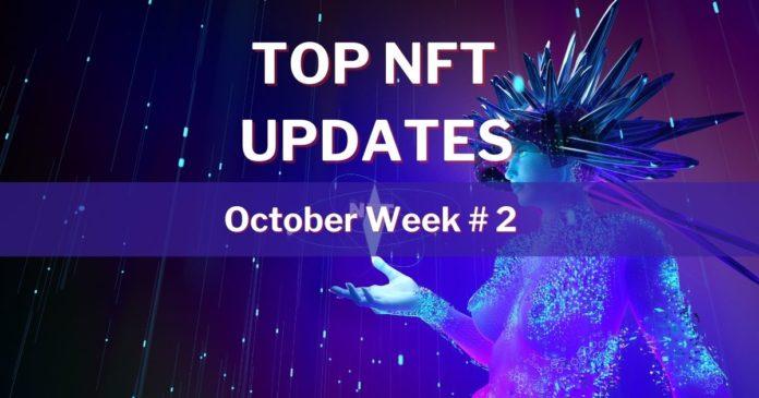 NFT updates october week 2