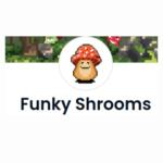 Funky Shrooms Logo