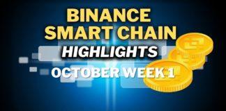 Top Binance Smart Chain (BSC) Updates | Whitehat Hacker Gets $1M+ Reward | October Week 1
