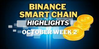 Top Binance Smart Chain (BSC) Updates | Treasureland and X World Games Enter Strategic Partnership | October Week 2
