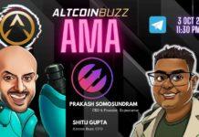 Enjinstarter AMA With Co-Founder Prakash Somosundram